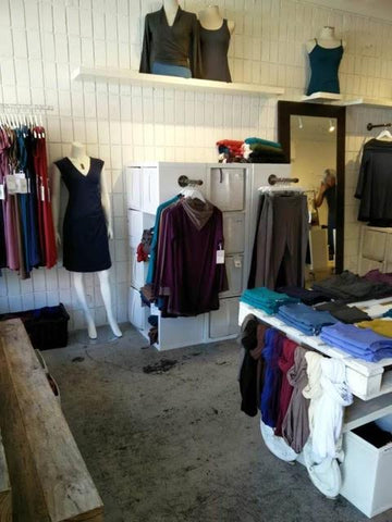 Movment Global Organic Cotton and Bamboo Clothing New Store Look