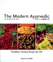 CB1 The Modern Ayurvedic Cookbook