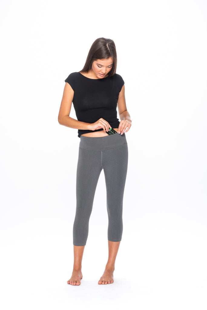 P22 Cropped Skinny