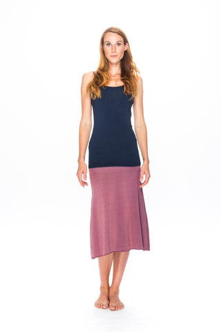 WSK7 Matty shorter skirt