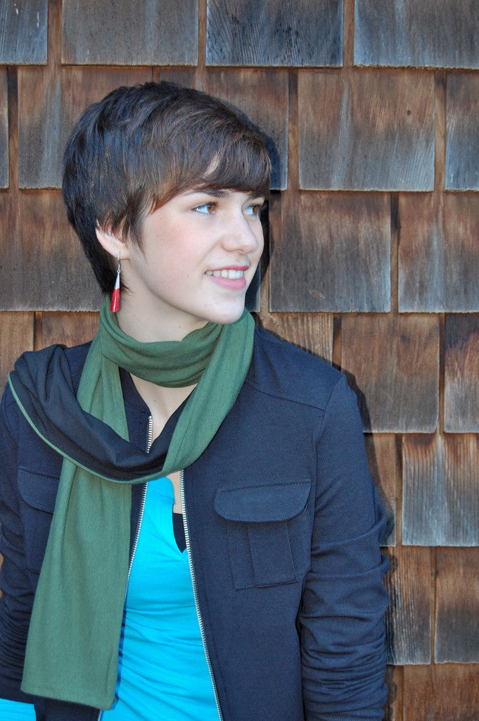 A3 Reversible Scarf