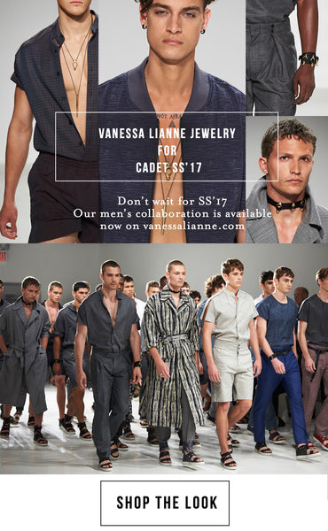 Behind the scenes: VL x Cadet NY Men's Fashion Show Collaboration!