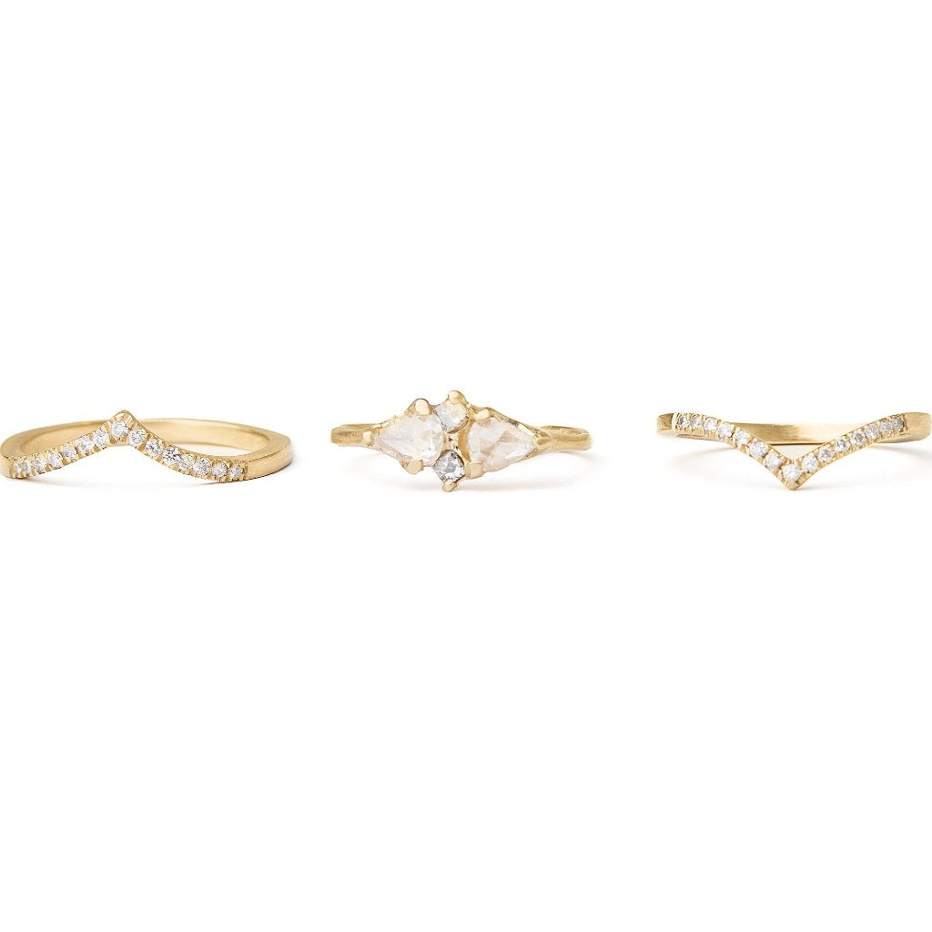 Diamond Penelope Ring