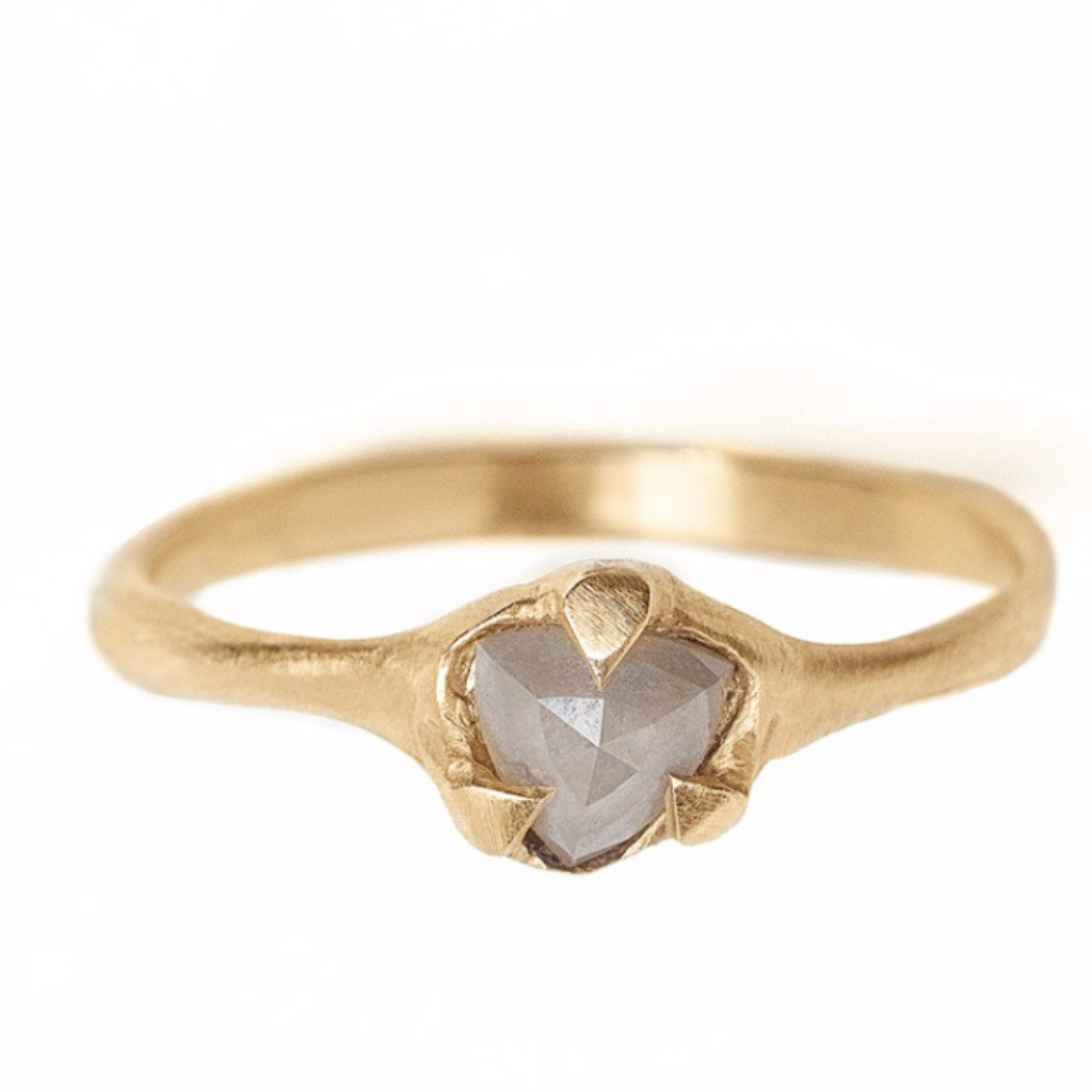 Sloan Trillion Diamond Ring
