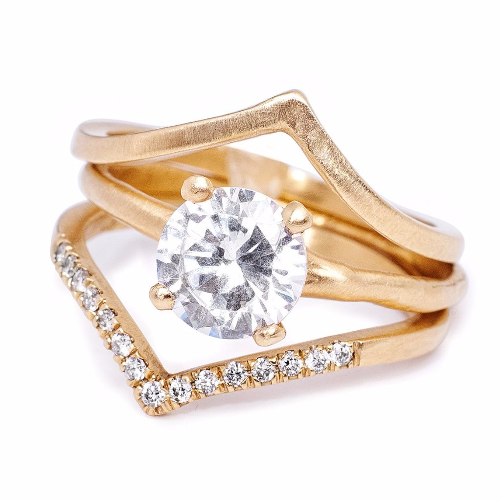 Sloan Diamond Solitaire