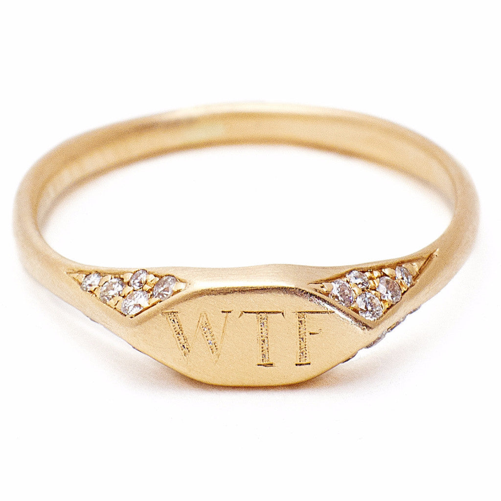 gold print jewelry stl cgtrader models mens signet dwg rings model printable