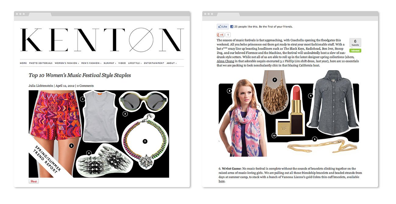 Kenton Magazine