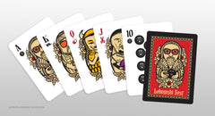 Lebowski Playing Cards