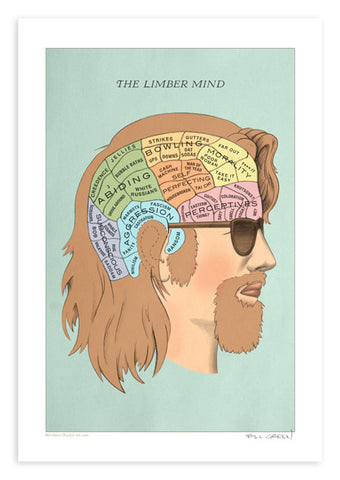 The Limber Mind Art Print