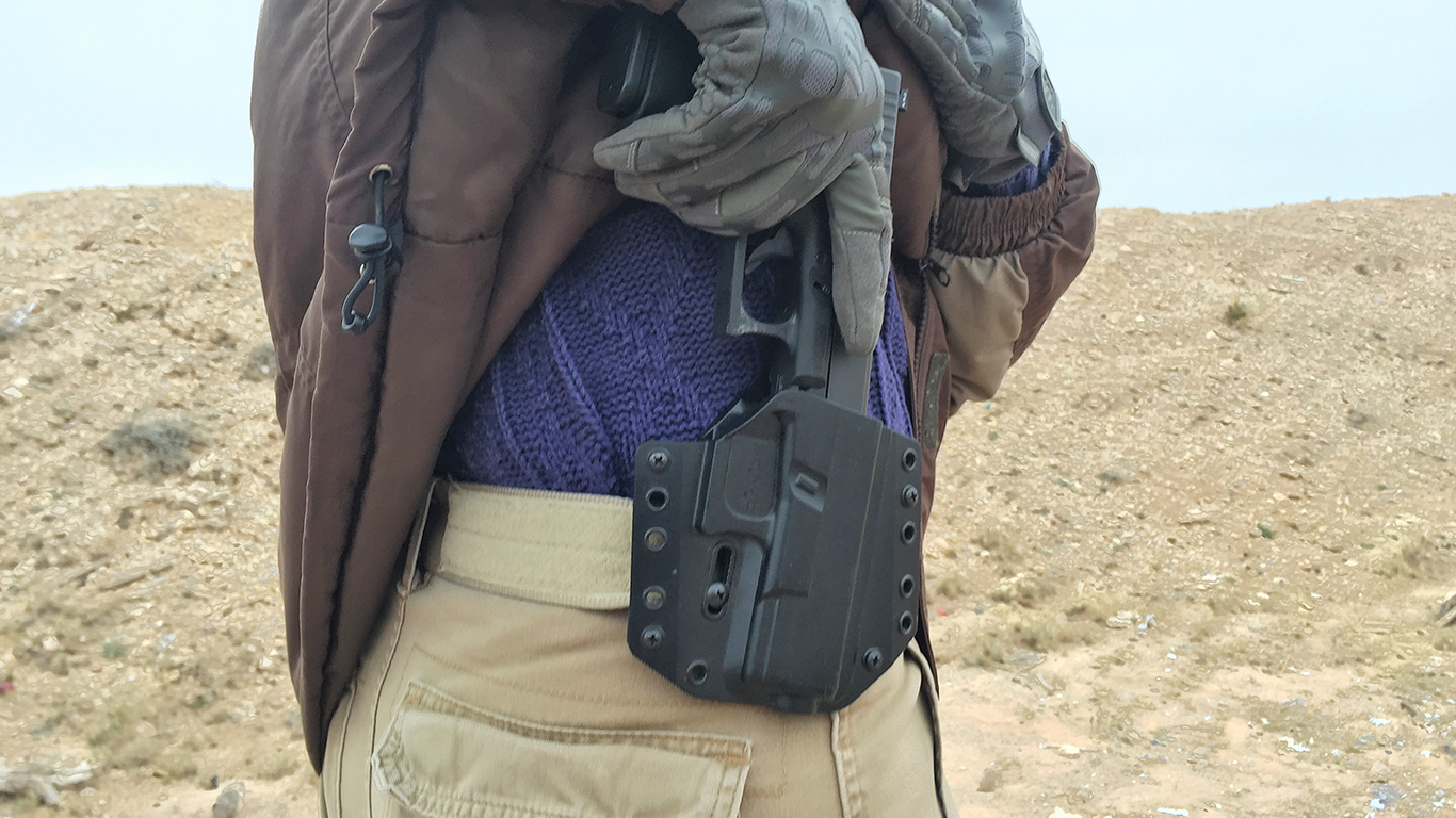 Cold Weather Concealed Carry