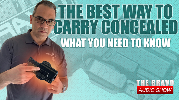 The Best Way To Concealed Carry A Bravo? - Don't Be Conclusive