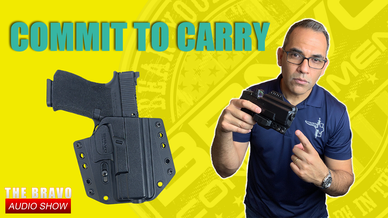 Motivation & Commitment To Carry!