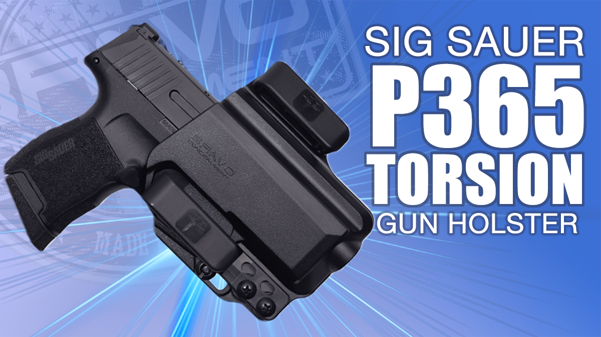 P365 Torsion 3.0 Gun Holster