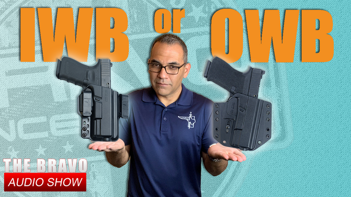 IWB or OWB Carry, Which One Is Best For You?