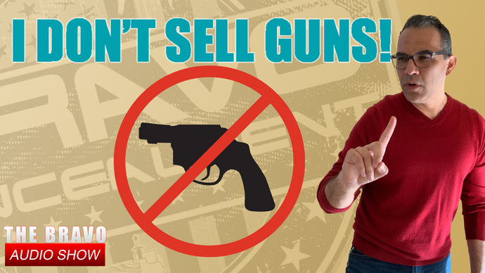 I Don't Sell Guns