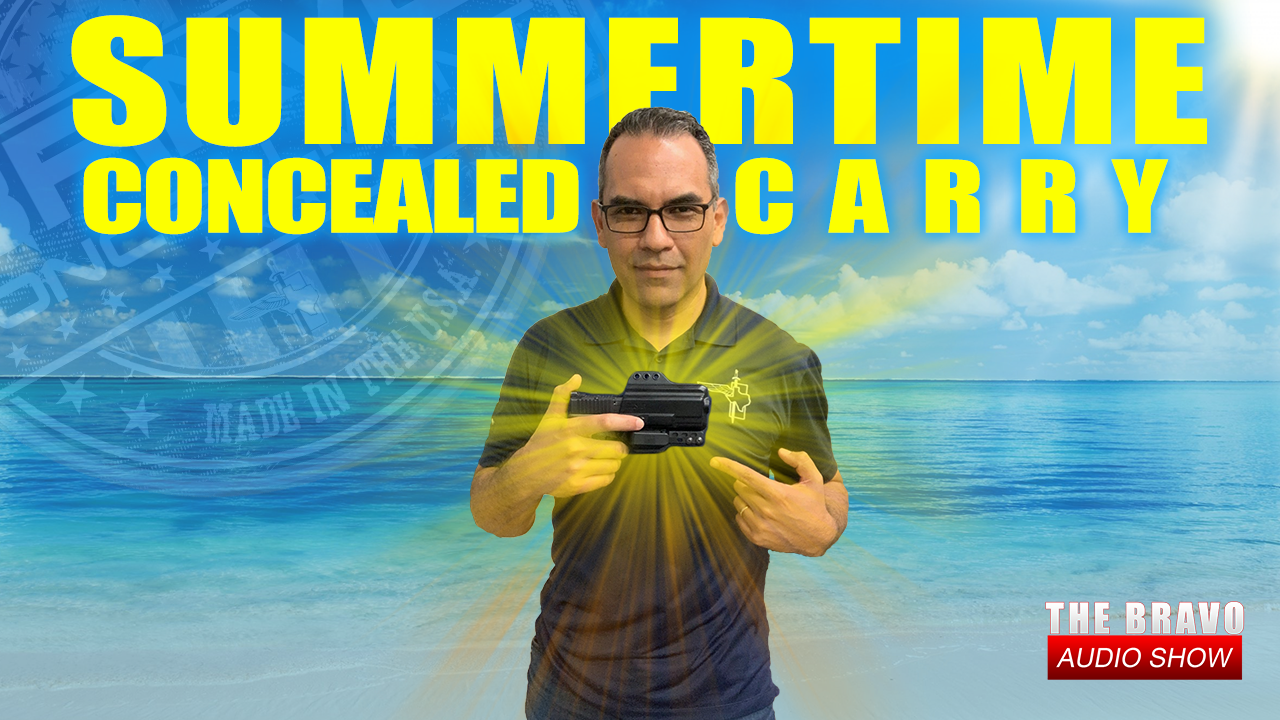 The BEST Way To Concealed Carry In The Summer
