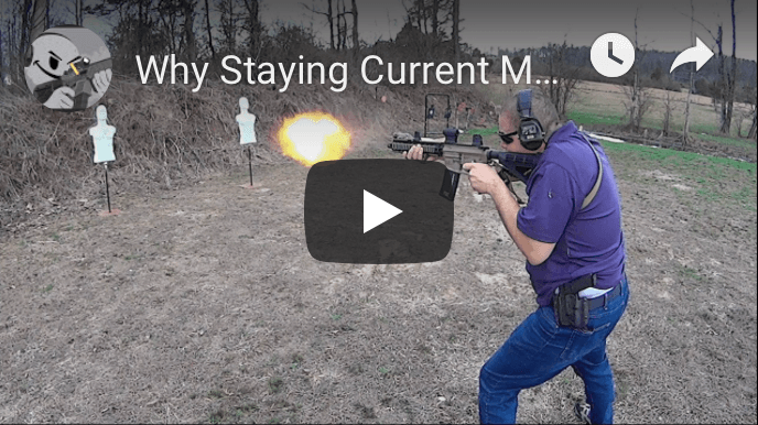 Range Practice With Your Handgun And Rifle - Stay Relevant