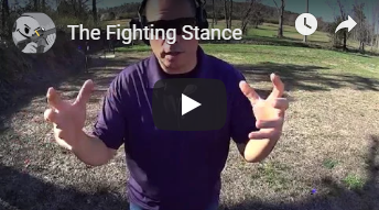 The Fighting Stance & Stripping Away Bad Tactics.