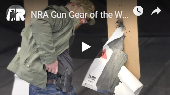 DOS Torsion featured in NRA Gun Gear of the Week