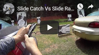 Slide Catch Vs Slide Rack
