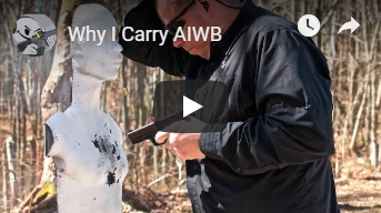 Why I Carry AIWB