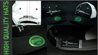 Hats now available!