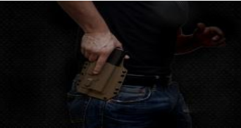 Why LEO choose Bravo Concealment Holsters