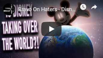 Bravo On Haters - Disney's Appetite To Rule!