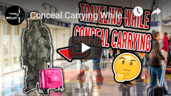 Carrying While Traveling on Vacation & Concealment in Other States!?!
