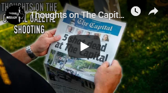 Thoughts on The Capital Gazette Shooting