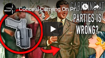 Conceal Carrying On Private Property???