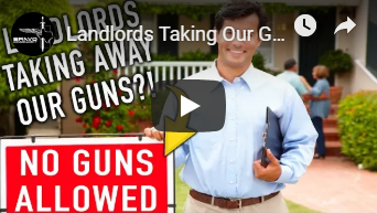 Landlords Taking Our Guns?!