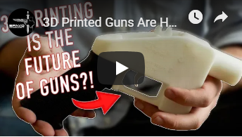 3D Printed Guns Are Here! How to Make Your Own!