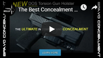 NEW! DOS Torsion Holster, Coming Soon.