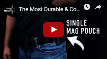 The Most Durable & Concealable Mag Pouch, Is There Any Better!?!?
