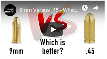 9mm vs 45 ACP - Which is the better round?