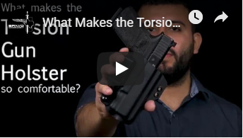 What Makes the Torsion Gun Holster So Comfortable?
