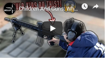 Children And Guns: What NOT To Do!