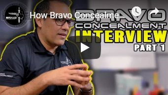 How Bravo Concealment Started Making Gun Holsters - Interview Pt. 1