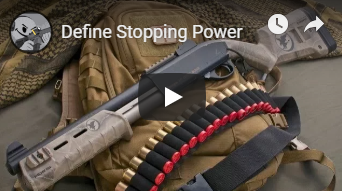 Stopping Power In A Handgun?
