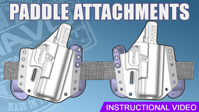 Paddle Attachments