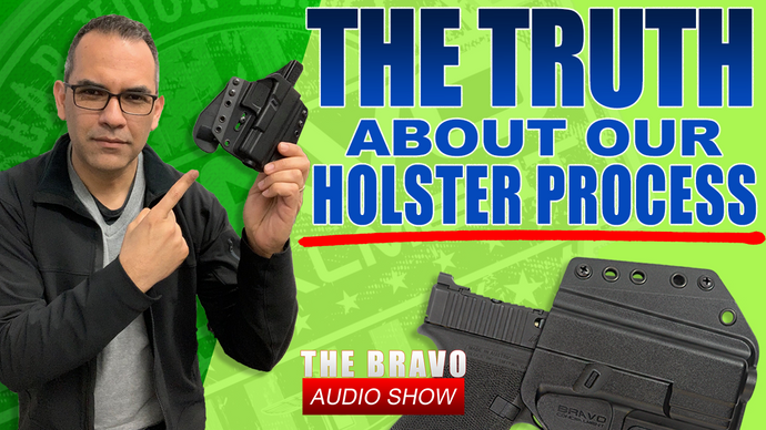 Why We Don't Offer Certain Gun Holster Options - The Truth