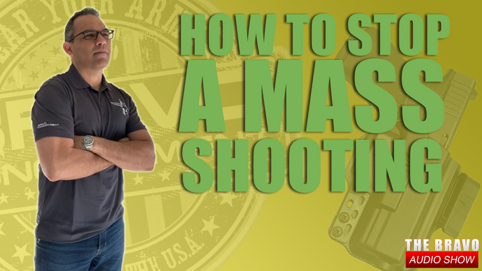 How To Stop Mass Shootings