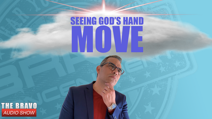 Seeing God's Hand Move