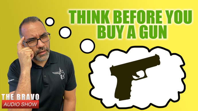 Think Before You Buy Your Next Gun!