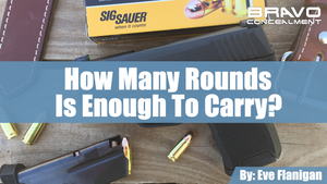 How Many Rounds is Enough to Carry?