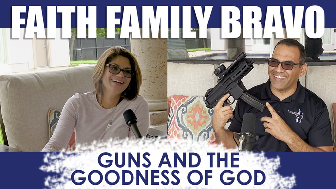 Guns & The Goodness Of God