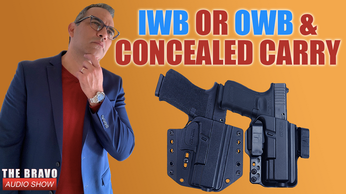 IWB or OWB & Concealed Carry