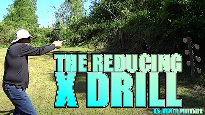 The Reducing X Drill