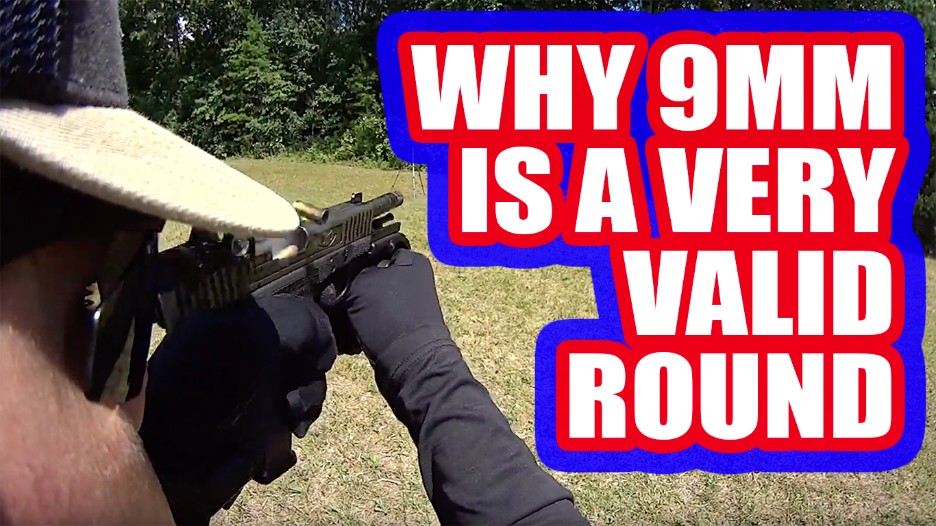 Why 9mm Is a Very Valid Round